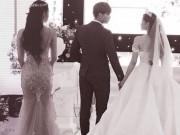 """Phát hiện ảnh cưới của Tim và Trương Quỳnh Anh  """" có gì đó không đúng """""""