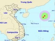 Vừa dứt bão, Biển Đông lại xuất hiện áp thấp nhiệt đới mạnh cấp 6