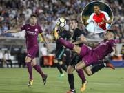 """Bóng đá - Real thua đậm Man City: Nghi án """"quyền lực đen"""" nổi loạn vì Mbappe"""