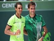 Tin thể thao HOT 27/7: Nadal rủ Federer đua số 1 thế giới