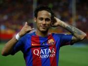 Neymar không về Nou Camp, Barca đành lòng nhận 220 triệu euro