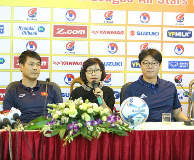 """HLV Hữu Thắng: """"U23 Việt Nam đá đẹp, không chơi ăn thua với dàn sao K-League"""""""