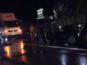 Tin tức trong ngày - Tài xế xe tải khai nguyên nhân gây tai nạn khiến 2 công an tử vong trong xe Camry