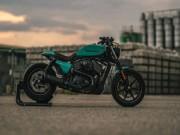 """Thế giới xe - Harley-Davidson Street 750 2016 màu ngọc lam cực """"độc"""""""