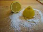 Ẩm thực - Dọn sạch nhà bếp với những nguyên liệu tiện dụng có sẵn