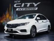 Honda City Hybrid 2017 có giá 472 triệu đồng