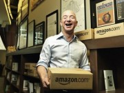 Thế giới - Tỉ phú soán ngôi Bill Gates: Từ bán sách tới bán mọi thứ