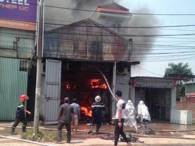 Vụ cháy 8 người chết: Xót xa trước cái chết của 4 thanh niên cùng một xã