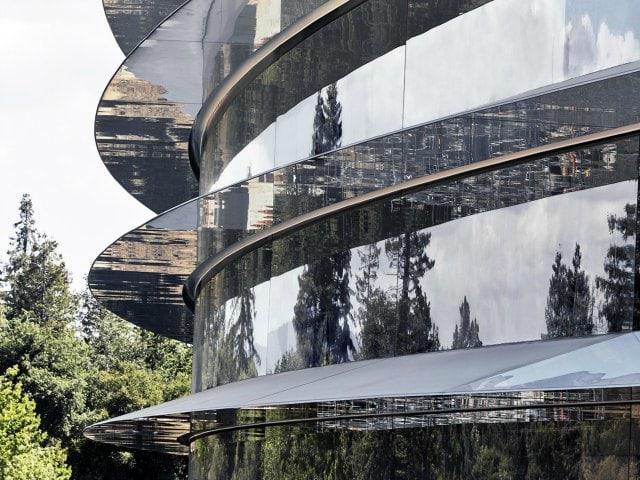 """Vì sao trụ sở """"phi thuyền"""" của Apple bị đội chi phí lên đến 5 tỉ USD? - 5"""