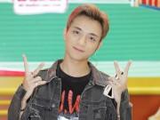 Ca nhạc - MTV - Vừa chia tay bạn gái, Soobin Hoàng Sơn rạng rỡ khi chạy show