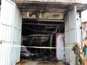 Tin tức trong ngày - Hiện trường vụ cháy kinh hoàng khiến 8 người tử vong ở Hà Nội