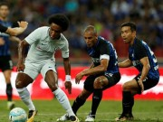 """Chelsea - Inter Milan:  """" Bom tấn """"  mờ nhạt, phản lưới hy hữu"""