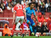 Chi tiết Arsenal - Benfica: Vùi dập kẻ yếu (KT)
