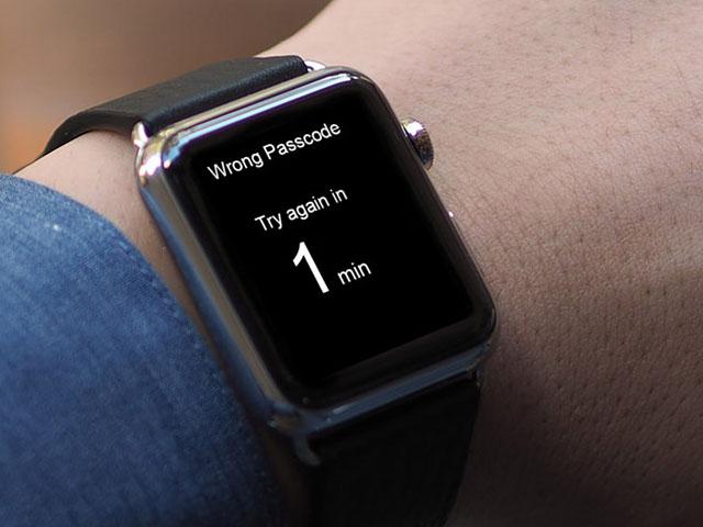 Thủ thuật bỏ túi giúp reset mật khẩu Apple Watch