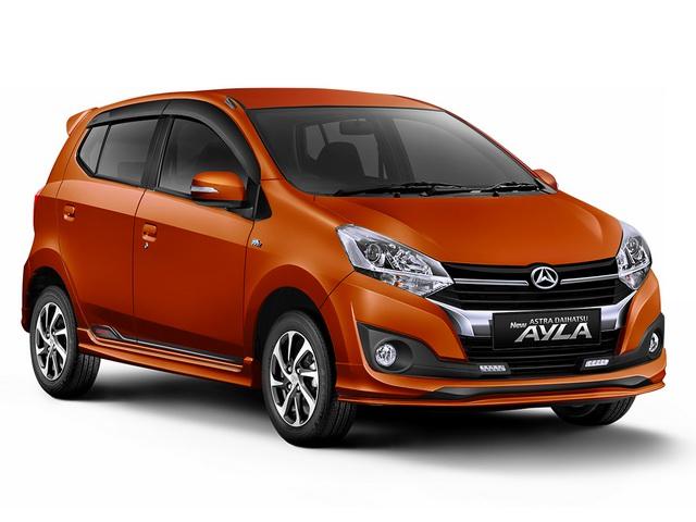 Ô tô giá siêu rẻ Daihatsu Ayla sắp ra mắt Việt Nam?
