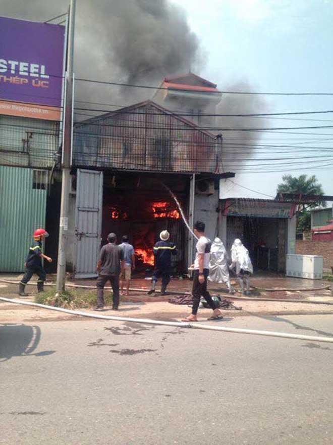 Nóng trong tuần: Đau xót 8 người chết cháy trong vụ hỏa hoạn kinh hoàng ở HN