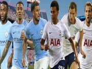 Bóng đá - Man City - Tottenham: Màn trình diễn mãn nhãn