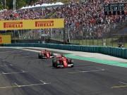 Đua xe F1, phân hạng Hungarian GP: Sức mạnh của  Xích thố