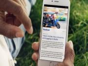 Công nghệ thông tin - Facebook không lấy hoa hồng từ việc thu phí đọc báo của người dùng