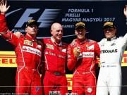 Thể thao - Video đua xe F1, Hungarian GP: Siêu kịch tính chạm đích