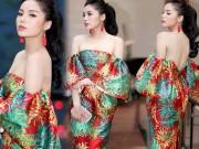 Tuyển tập váy mỏng tang, trễ nải của Kỳ Duyên