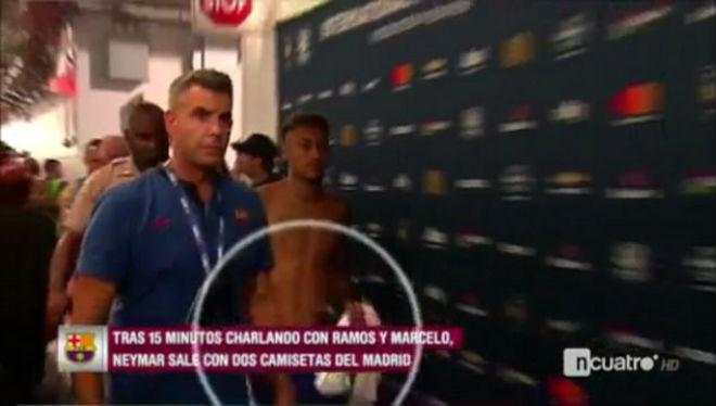 "Bố con Neymar 1 tuần kiếm 1600 tỉ ở PSG, Barca chơi trò ""2 mặt"""