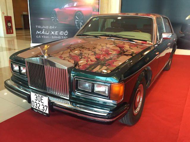 Chiếc Rolls-Royce 'cổ' nhất Việt Nam có gì đặc biệt?