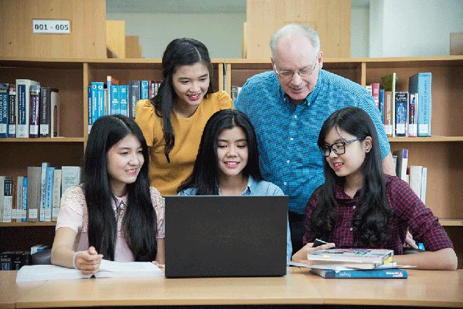 Trường ĐH Khoa học Tự nhiên – ĐHQG TP.HCM xét tuyển 200 chỉ tiêu chương trình Cử nhân Quốc tế - 1