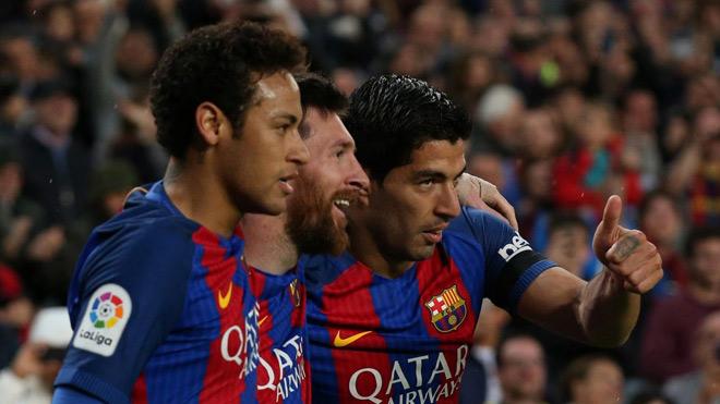 """Neymar rời Barca: Kiềng 3 chân gãy 1, Messi """"còng lưng gánh team"""""""