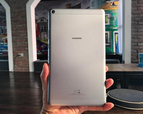 Đánh giá Huawei MediaPad T3-8: Thiết kế đẹp, nghe-gọi tốt, giá rẻ - 3