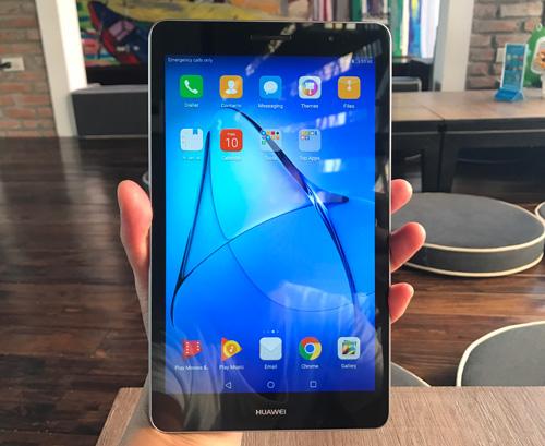 Đánh giá Huawei MediaPad T3-8: Thiết kế đẹp, nghe-gọi tốt, giá rẻ - 4
