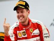 Thể thao - BXH đua xe F1 - Hungarian GP: Vettel tỏa sáng, hạ bệ 2 ngôi sao