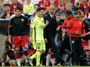 Bóng đá - Messi từng nổi loạn như Neymar, suýt tháo chạy đến Man City