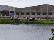 Tin tức trong ngày - Một thi thể nổi trên sông ngay nơi kẻ trộm chó trốn thoát