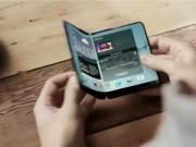 Samsung Galaxy X: Smartphone có thể gập được đạt chứng nhận Bluetooth