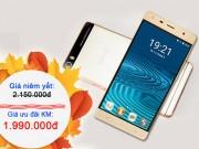 Thời trang Hi-tech - Smartphone lõi tứ giá rẻ giật mình!