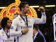 """Real mua Mbappe 180 triệu euro: Ronaldo  """" thù dai """" , quyết phá đám"""