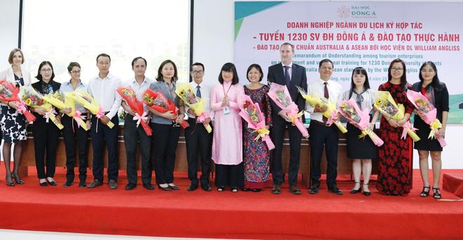 Ngành Du lịch ĐH Đông Á: Đảm bảo việc làm khi ra trường - 2
