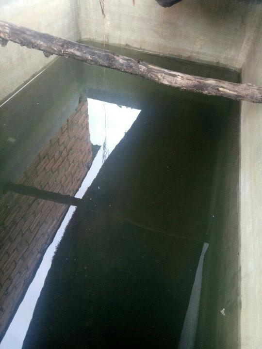 Rùng mình nghi án đổ thuốc độc vào bể nước ở Đắk Nông - 1