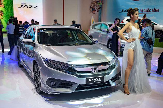 6 mẫu xe Honda nổi bật tại VMS 2017 - 3