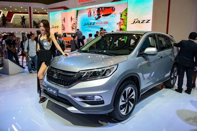 6 mẫu xe Honda nổi bật tại VMS 2017 - 4