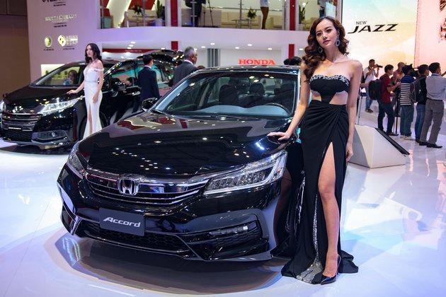 6 mẫu xe Honda nổi bật tại VMS 2017 - 5