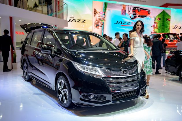 6 mẫu xe Honda nổi bật tại VMS 2017 - 6