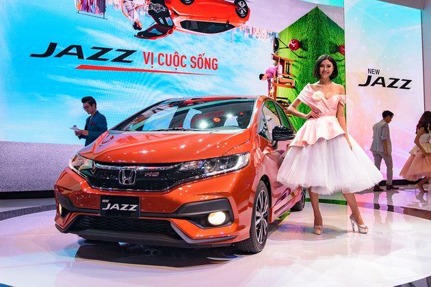 Honda Jazz hoàn toàn mới chính thức ra mắt Việt Nam