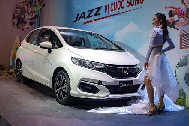 Honda Jazz hoàn toàn mới chính thức ra mắt Việt Nam - 2