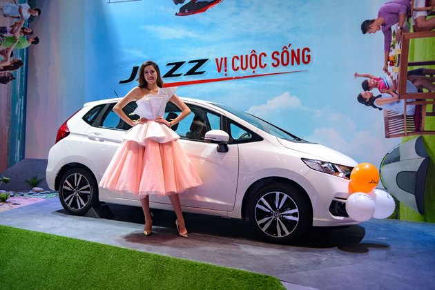 Honda Jazz hoàn toàn mới chính thức ra mắt Việt Nam - 3