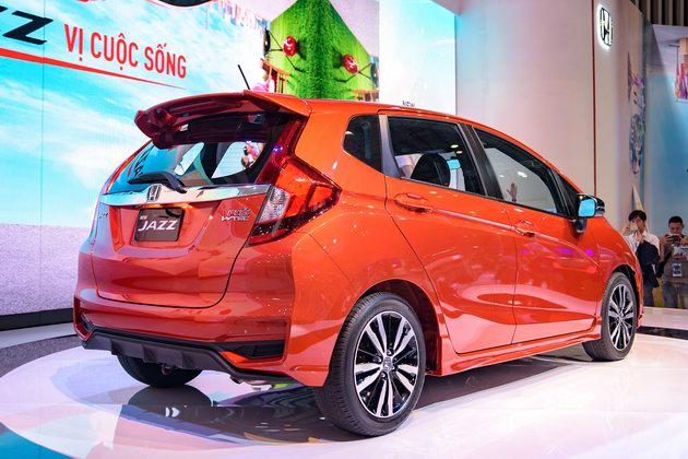 Honda Jazz hoàn toàn mới chính thức ra mắt Việt Nam - 4