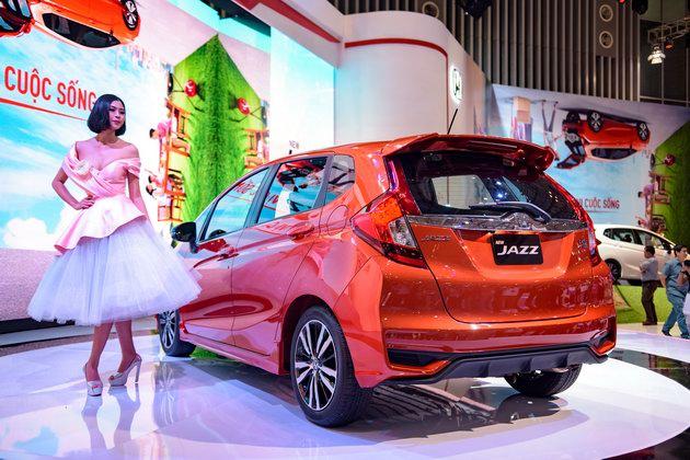 Honda Jazz hoàn toàn mới chính thức ra mắt Việt Nam - 5