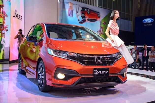 Honda Jazz hoàn toàn mới chính thức ra mắt Việt Nam - 6