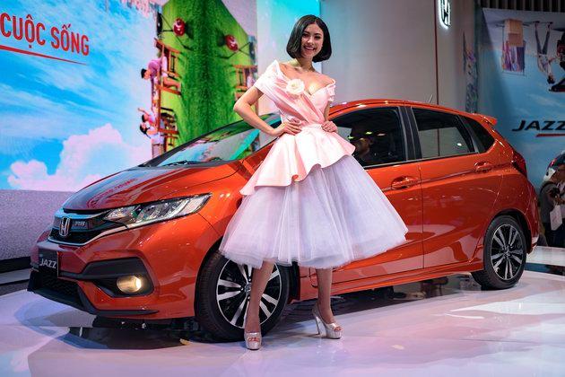 Honda Jazz hoàn toàn mới chính thức ra mắt Việt Nam - 7